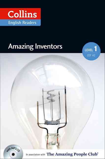 Amazing Inventors (Level 1) By Tiberio, Silvia (ADP)/ MacKenzie, Fiona (EDT)