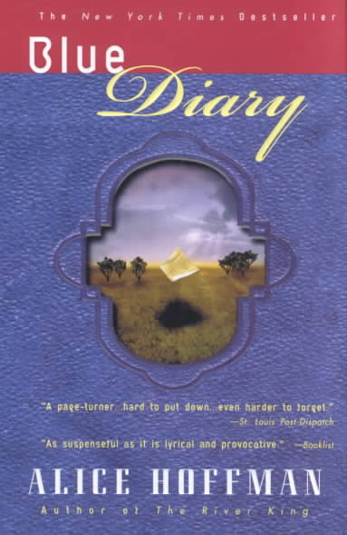 Blue Diary By Hoffman, Alice